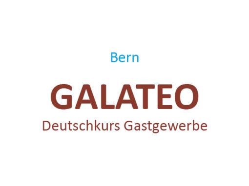 GALATEO Deutschkurs Gastgewerbe